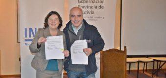 INDAP y Gobernación Provincia de Valdivia firman convenio para instalar nuevos biodigestores domiciliarios