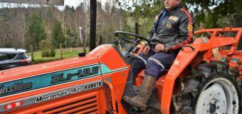 Maquinaria agrícola mejora economía familiar en Mashue