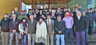 Productores de Lanco y Panguipulli destacan Programa de Fomento a la Innovación Indígena