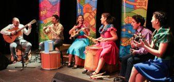 Fechas: Compañía itinerante de teatro, danza y música recorrerá la comuna esta semana