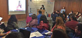 Nuevo sistema de empleo fue tema en diálogo participativo realizado por Sence en Valdivia