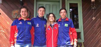Panguipulli va con 5 taekwondistas al Nacional Junior en Chillán