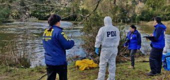 Hallan cuerpo sin vida en sector Salto de Agua en ruta Lanco – Panguipulli