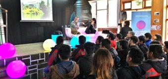 Escolares de Panguipulli dialogaron sobre energías alternativas