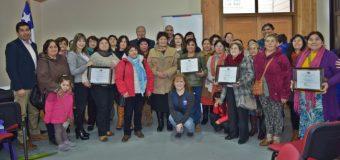 Mujeres de sectores rurales de la Provincia del Ranco se empoderan a través del aprendizaje
