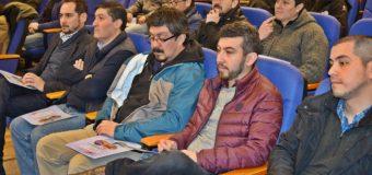 Seminario abordó el cambio climático y el déficit hídrico como un compromiso transversal