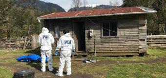 Hallan cuerpo sin vida al interior de vivienda en cercanías de Coñaripe