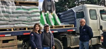 INDAP comenzó entrega de incentivos a pequeños agricultores afectados por lluvias  y heladas