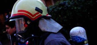 """Fuga de Gas en una """"bombona"""" movilizó a unidad Hazmat durante la noche"""