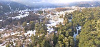 Mop busca iniciar etapa de diseño del proyecto que mejorará rivera del Río Fuy en Neltume
