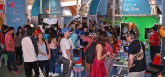 Región de Los Ríos presenta amplia oferta turística y grandes descuentos en Feria de Turismo VYVA 2017