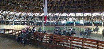 Con campeones de Chile y más de 30 colleras se desarrolla rodeo este fin de semana en Panguipulli
