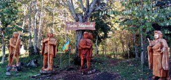 """Emprendedora del """"Fortín Mapuche"""" de Pucura participa en Foro Mundial Indígena"""