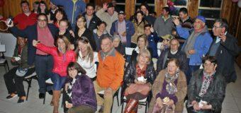 UDI en Panguipulli lanzó candidaturas de Ann Hunter a diputada y Patricio Flores a Core
