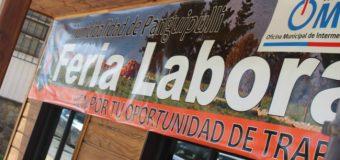 Este jueves | Feria laboral ofrecerá 2000 puestos de trabajo en Plaza O´higgins
