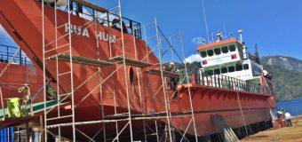 Barcaza Hua Hum tendrá nuevos colores