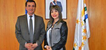 Presentan a la Primera Seremi del Ministerio de la Mujer y la Equidad de Género en Los Ríos