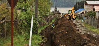 Empresa a cargo de APR en Puerto Fuy tomó posesión de terrenos