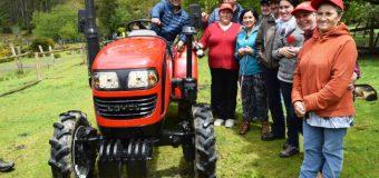 Maquinaria agrícola asociativa mejora economía familiar en Catrilelfu, Corral