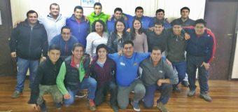Crean y conforman el primer Club de Rugby en Panguipulli