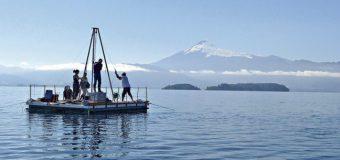Científicos investigaron el fondo de lagos Calafquén y Riñihue