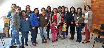 Culminan talleres de apoyo socio laboral en Panguipulli y Coñaripe