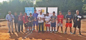 """Club Tenis Panguipulli """"mejor ganador"""" en torneo interregional """"Aniversario Diario Austral"""""""