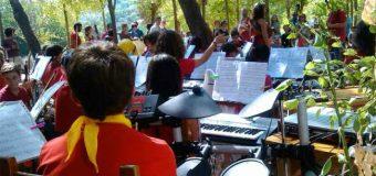 """12 días, 40 profesores de 14 países, para 280 niños. En Enero se realizará el evento musical """"vive Panguipulli"""""""