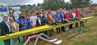 Club Remo Panguipulli recibió nueva embarcación