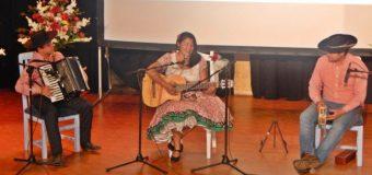 Reconocen a Isabel Naguil y Maria Pichipillán en Proyecto Cantoras Populares de Los Ríos