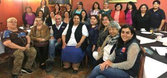Mesa Regional Mujeres Rurales de INDAP realizó balance de gestión 2017