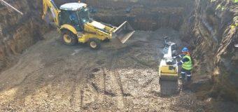 Proyecto de Agua Potable en Puerto Fuy lleva un 50% de avance
