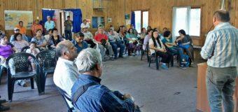 Proyecto de Alcantarillado para Neltume está listo para ser presentado al Consejo Regional