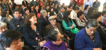 70 nuevos propietarios mapuche obtienen su título de dominio gracias a convenio INDAP- Bienes Nacionales