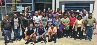 Fortalecen competitividad productiva de pequeños agricultores de Panguipulli