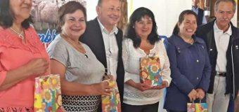 Indap celebró en Liquiñe el Día Internacional de la Mujer Rural Junto a 120 agricultoras