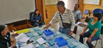 Consejo Asesor Regional de INDAP en proceso de renovación de su directiva