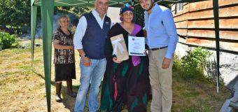 Comunidad indígena Keñi Wen de Futrono fortalece su gestión con apoyo de INDAP