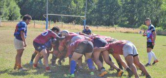 """""""Pellines"""" de Panguipulli gana su primer encuentro de Rugby"""