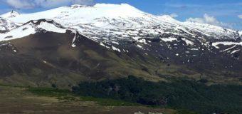 Protección Civil y Emergencias Panguipulli coordina rescate de turistas en volcán Quetrupillán