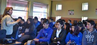 Cuatro nuevos establecimientos públicos de Los Ríos se suman al programa PACE