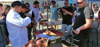 Dos días | La mejor competencia de asados llega hasta Coñaripe