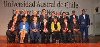 Asumió nuevo Consejo Regional de Los Ríos, periodo 2018 – 2022
