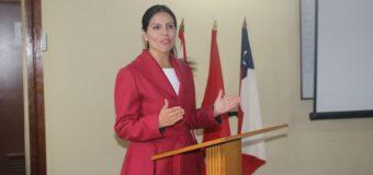 María José Gatica asumió como Gobernadora de la Provincia de Valdivia