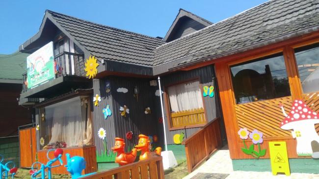 """Escuela de Lenguaje """"Rayito de Luz"""", ubicada en Calle Roble Huacho #69 en Panguipulli"""