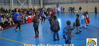 Escuela de Lenguaje Rayito de Luz dio inicio al año escolar con números artísticos y potentes desafíos