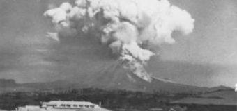 Hace 54 años | Organizan ceremonia para recordar tragedia volcánica en Coñaripe