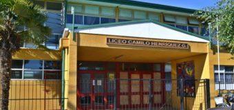 Delincuentes sustraen al menos $2 millones en especies computacionales desde Liceo en Lanco