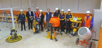 Liceo People de Pullinque pone en marcha nueva Carrera Técnica en Construcción
