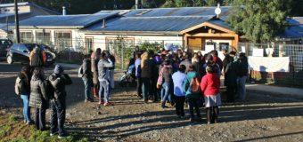 Apoderados se tomaron Escuela Municipal en Huellahue por inconcluso proyecto